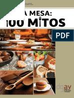 100 mitos da Segurança alimentar