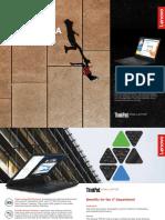 ThinkPad E590 Datasheet En