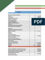 Planilla Precio de Exportacion 1