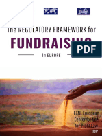 The Regulatory Framework for Fundraising in Europe ECNL Research