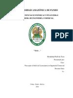 Estructura Perfil de Tesis Cuantitativa - Icom