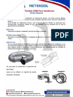 Ducto Flexible Retekool Env2