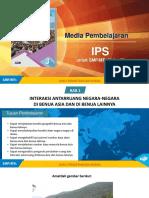 1. PPT IPS Kelas 9 K13 BAB 1 Interaksi Antarnegara Asia Dan Negara Lainnya