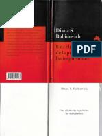 Una Clínica de La Pulsión. Las Impulsiones - Diana Rabinovich