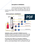 Atmospheric Distillation