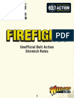 Firefight rules