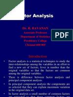 Factor Analysis 4-10-19