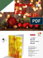 catalogo-de-cartoes acridas-2019 atualizado