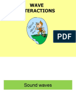 Wave Interaction