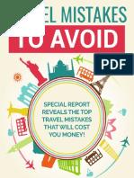 Top Travel Mistakes to Avoid.en.Pt
