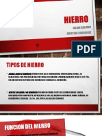 HIERRO.pptx