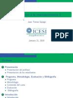 Presentación macroeconomía ICESI