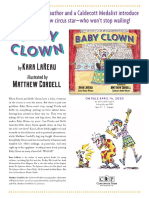 Baby Clown by Kara LaReau Author Q&A