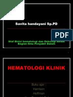 hematologi klinik