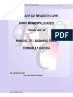 Manual Registro Civil