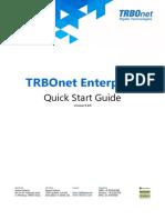 TRBOnet Enterprise Quick Start Guide v5.3.5