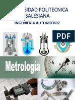 1 CLASE Metrologia