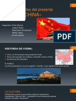 inmigrantes del presente China
