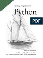 Python Programozás