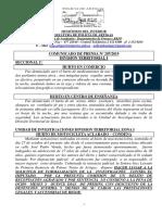 Información Policial de la ciudad de Artigas