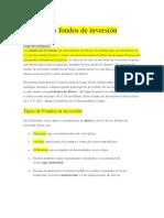 Los Fondos de Inversión Peruanos
