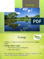 unit 2 ecology