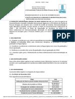 Edital Progep-Aginova-ufms Nº 16, De 25 de Outubro de 2019-2020