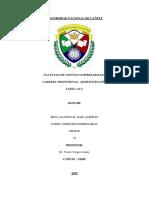 Derecho Empresarial Tarea 2-1