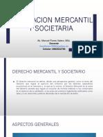 Legislacion Mercantil y Societaria - Unidad i