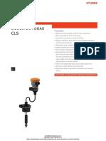 Detector de Fugas Stubbe Cls