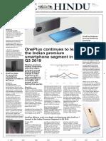 The Hindu Delhi 07.11.19