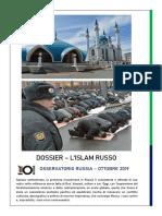 Dossier Russia Ottobre 2019