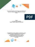 Plantilla Excel Evaluación Aspecto Económico Del Proyecto _Listas Chequeos RSE Ambiental y Social 1 (1)