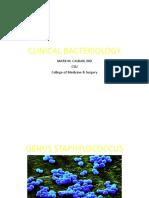 Clinical Bacte