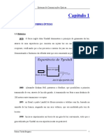 Sistemas de Comunicações Ópticas