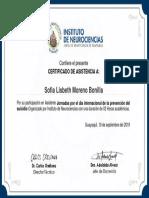 certificado neurociencia
