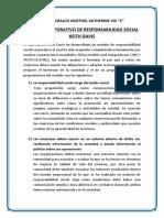 Modelo Corporativo de Responsabilidad Social