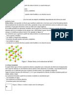 Evaluación Enlaces 10 Química