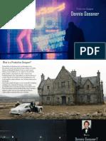 Production Designer Research | Dennis Gassner