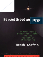 [Financial Management Association Survey and Synthesis Series] Shefrin, Hersh - Beyond Greed and Fear _ Understanding Behavioral Finance and the Psychology of Investing (2007, Oxford University Press)
