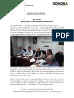 30-09-19 Se fortalece la sanidad agroalimentaria de Sonora