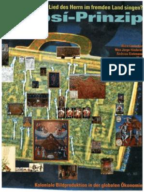 Principio Potosi (Catalogo) Alice Creischer Das Potosiprinzip