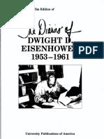 Diarios Eisenhower