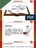 Memorias RAM Manual