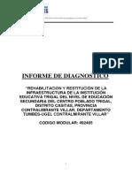 1. Informe Técnico de Diagnóstico Ie. Trigal