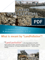 Land Pollution at 2007 Format