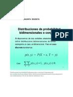 ejemplos distribuicion de probabilidad