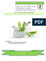 GUIA PRACTICA de Medicina Tradicional UNICA 2014