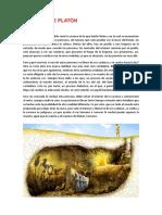 Caverna de Platón