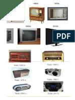 Generaciones de Computadora Tv